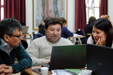 Jornada coordinadores pedagógicos: generar redes entre obras salesianas