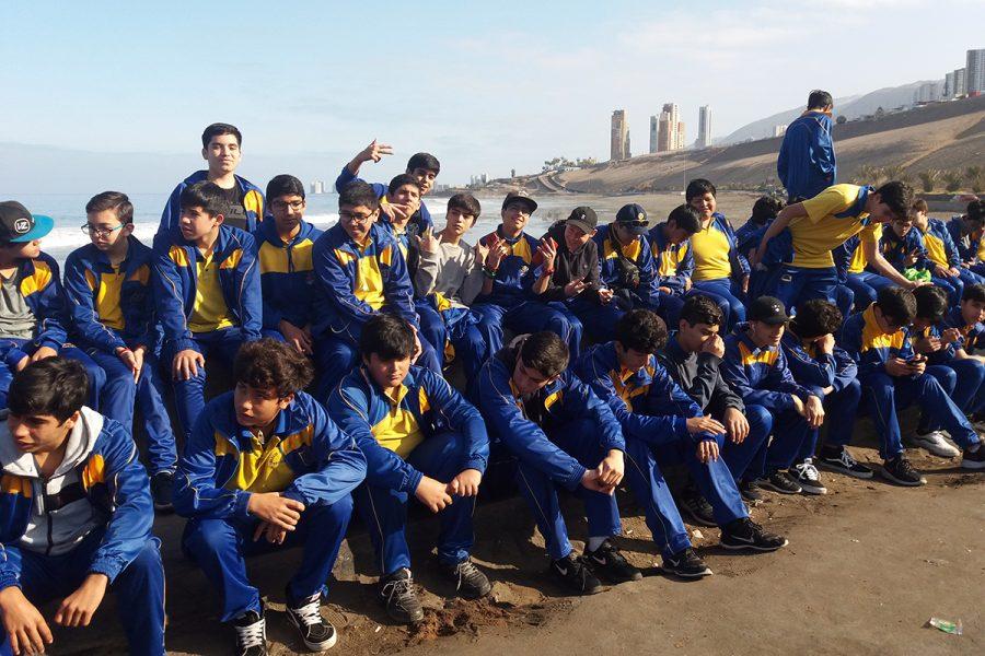 Día Internacional de Limpieza de Playas en Iquique