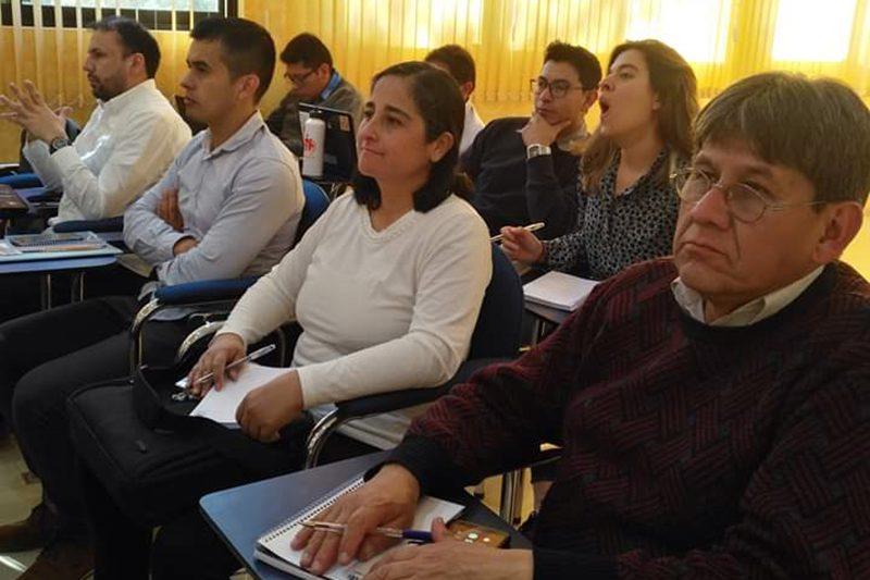 Presencia chilena en encuentro oficinas de planificación y desarrollo América