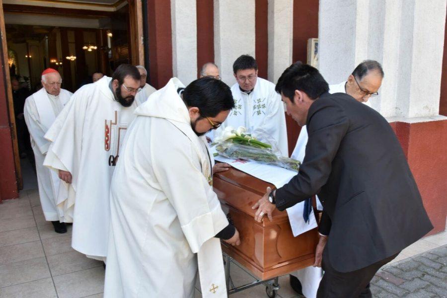 P. Juan Garbarino Crovo: Fiel servidor de la gente sencilla