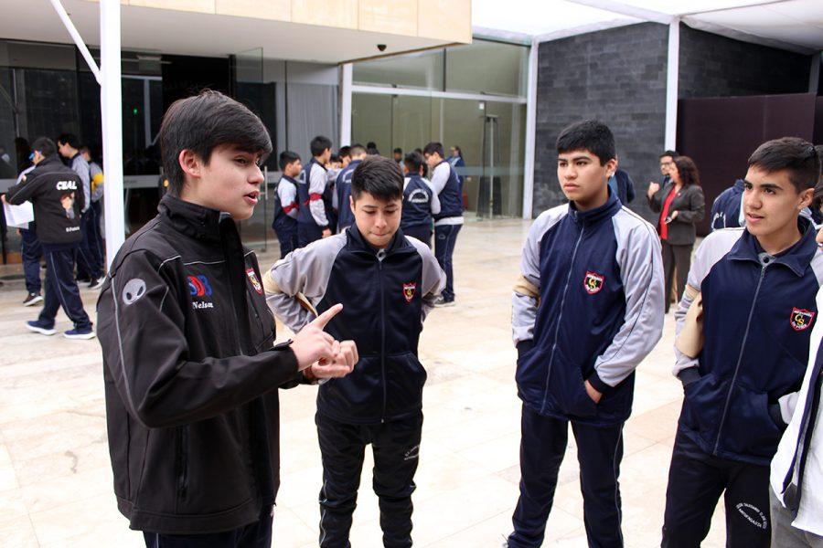 Centro de Alumnos realiza jornadas de liderazgo en Antofagasta