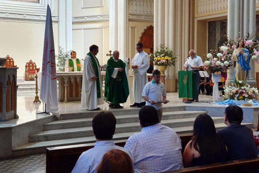 """Salesiano P. """"Pepe"""" Forbes celebra sus 90 años de vida"""