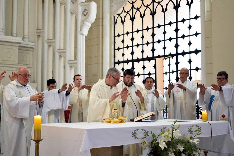 Misa de Reparación y Oración por la Paz en Talca