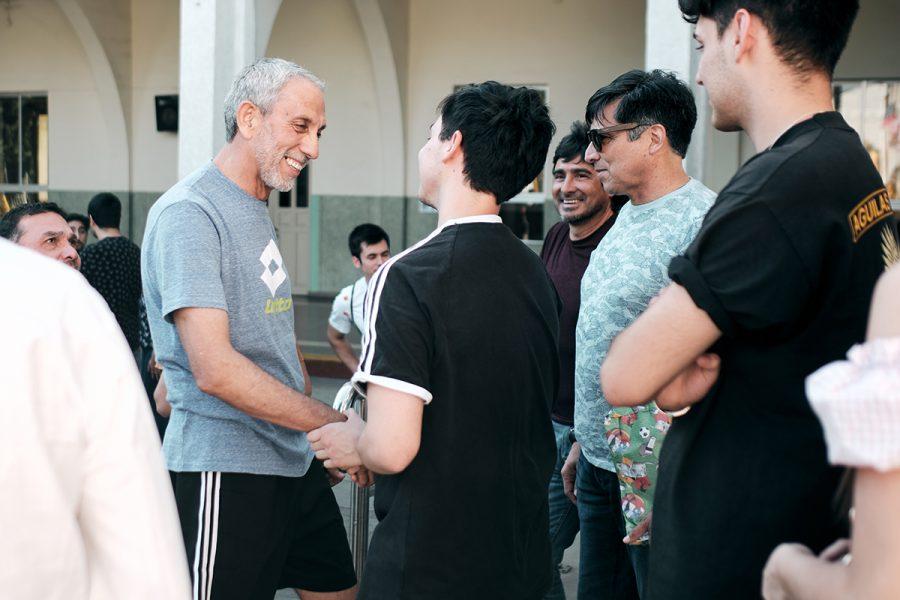 Reconocimiento a 40 años de trabajo educativo salesiano