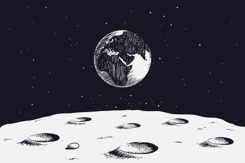 Turismo de otro mundo: Pasajes a la luna