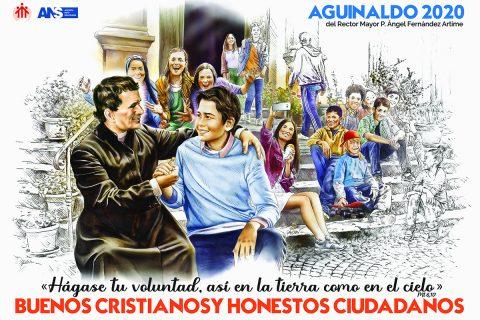 Itinerario educativo evangelizador Colonias Villa Feliz 2020