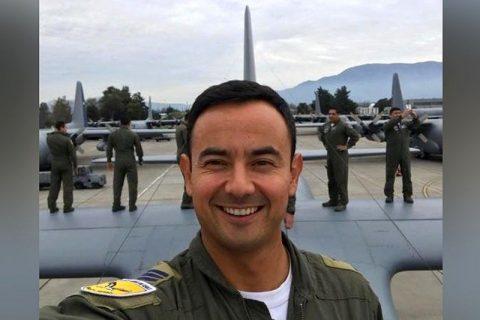 Ex alumno salesiano dentro de los desaparecidos en el avión Fach siniestrado