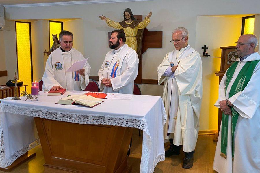 Toma posesión nuevo director de obra salesiana de Linares