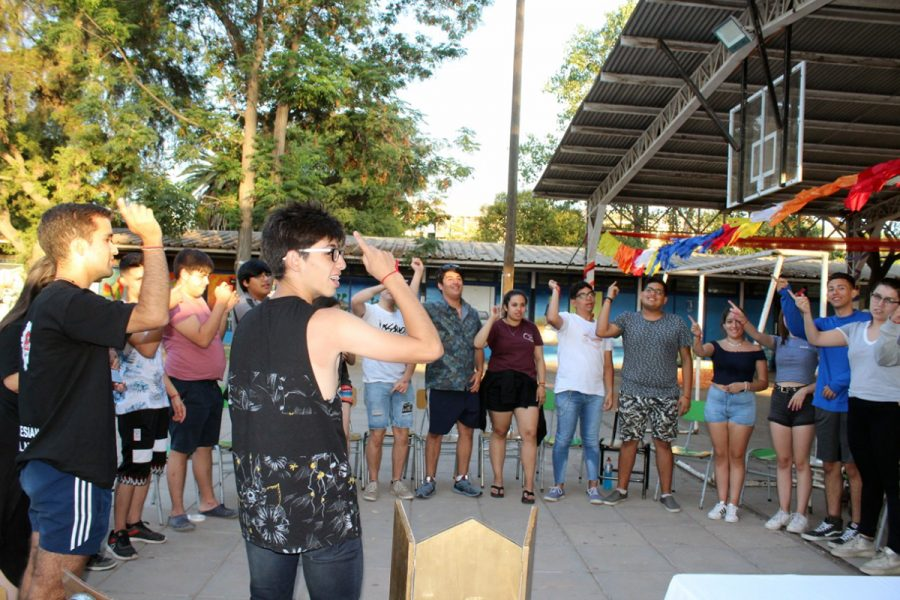 Jóvenes de Salesianos Alameda realiza Colonias Villa Feliz en Quinta Normal