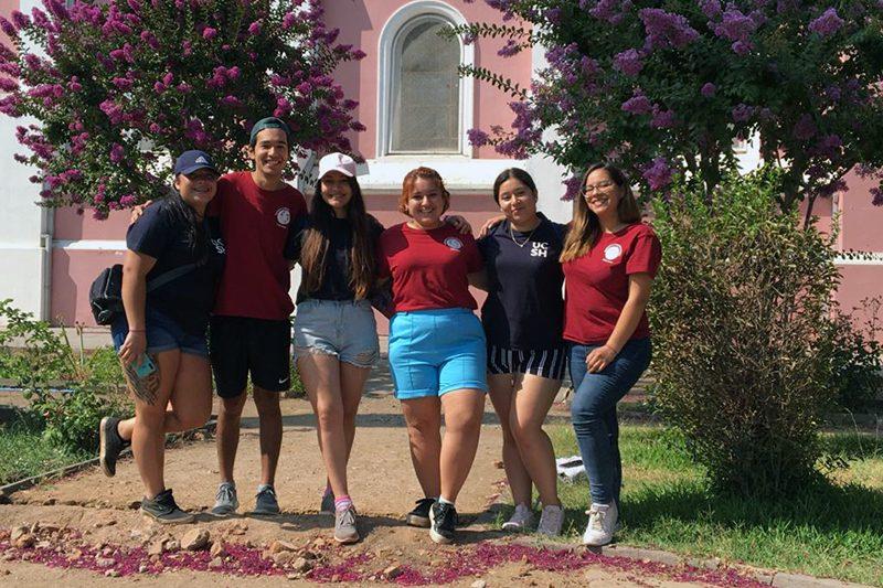 UCSH: Voluntariado misionero en Pelequén