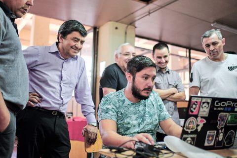 Capacitación docentes técnico profesional: Una actualización a nuevas tecnologías