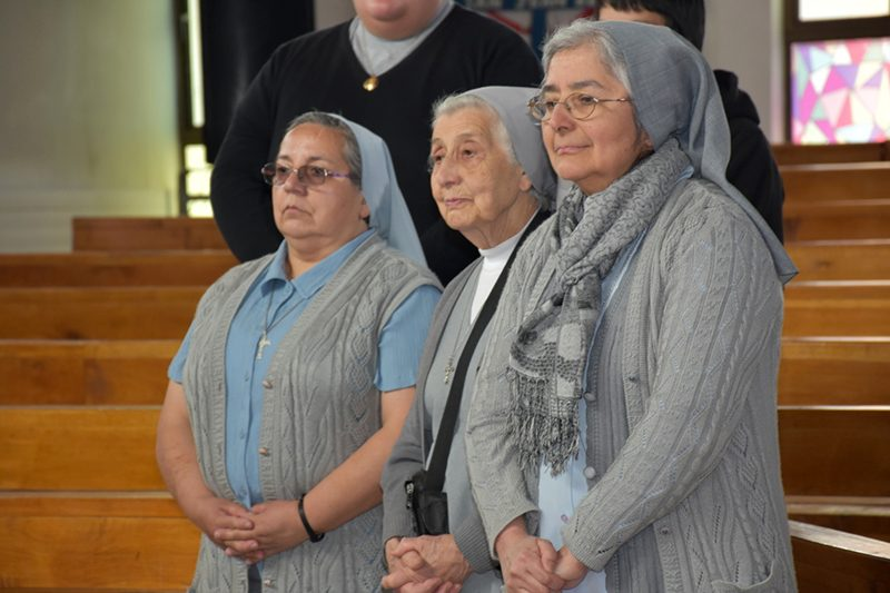 Toma de posesión nuevo director presencia salesiana Puerto Natales