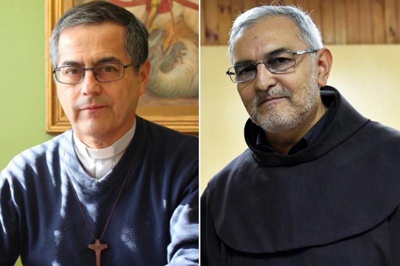 foto obispos nuevos