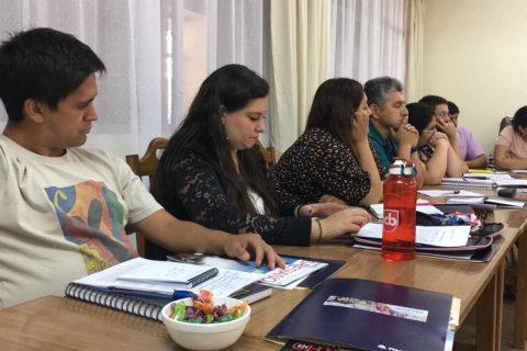 Coordinadores y secretarios de pastoral: Formación de buenos cristianos y honestos ciudadanos
