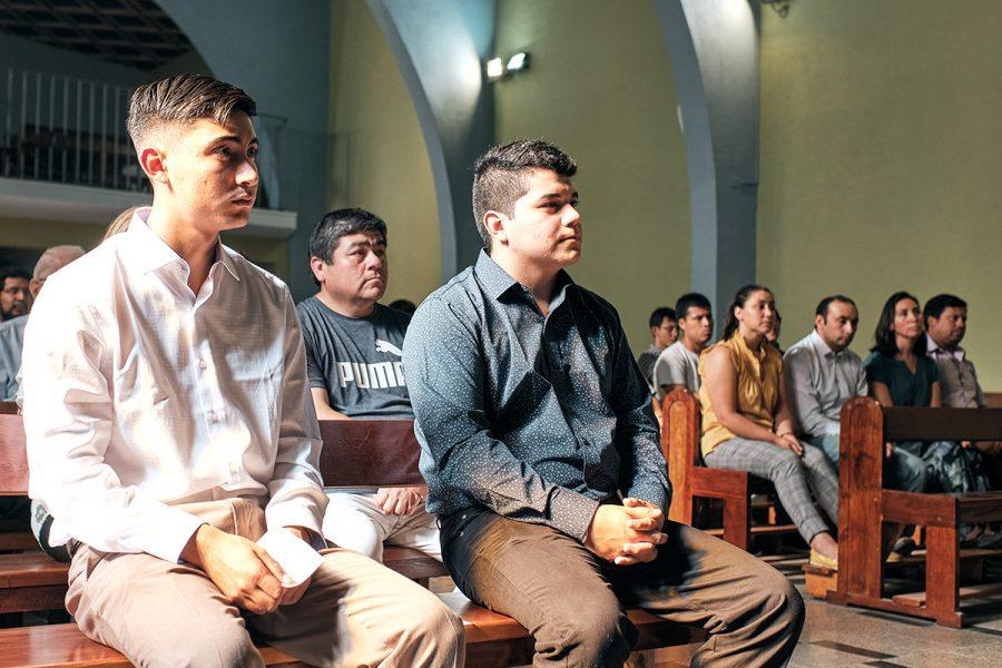 Aspirantes inician proceso de discernimiento vocacional