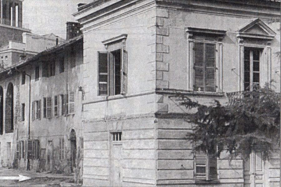 La casa donde nació Don Bosco
