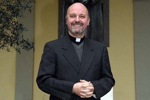 CG28: P. Stefano Martoglio elegido como Vicario del Rector Mayor
