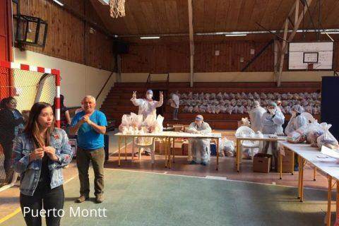 Obras salesianas se unen con acciones solidarias para enfrentar la pandemia