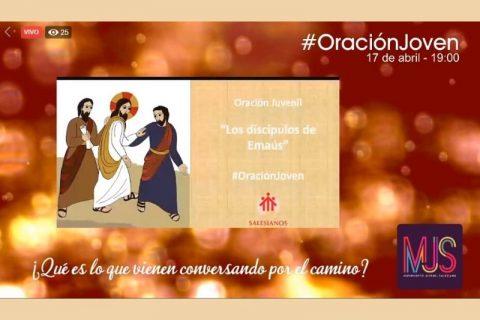Movimiento Juvenil Salesiano organiza oración pascual online