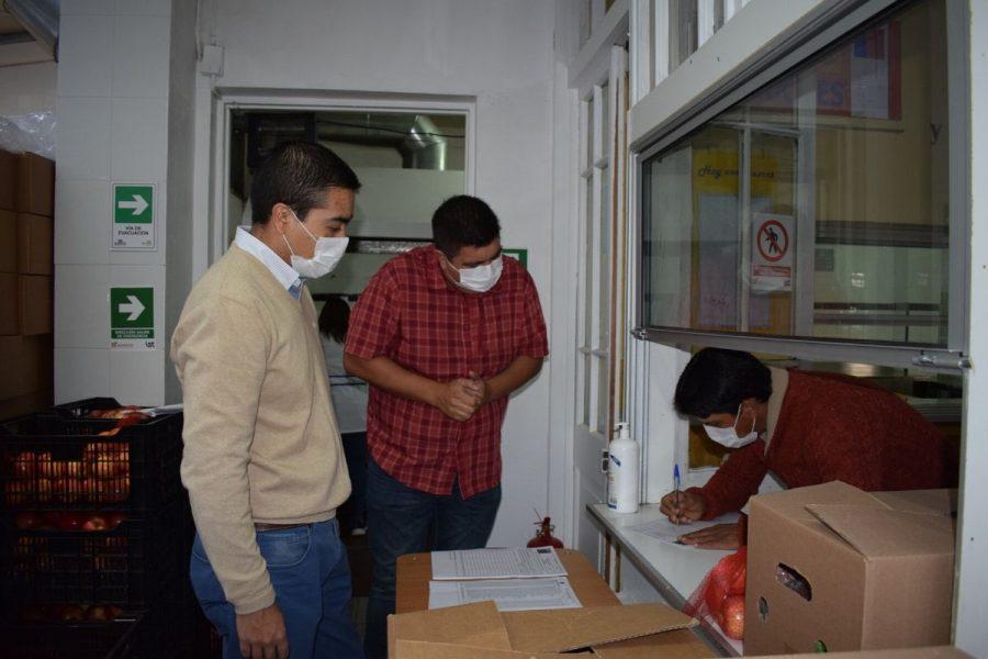 Obras de La Serena, Santiago, Talca y Punta Arenas responden al llamado de solidaridad