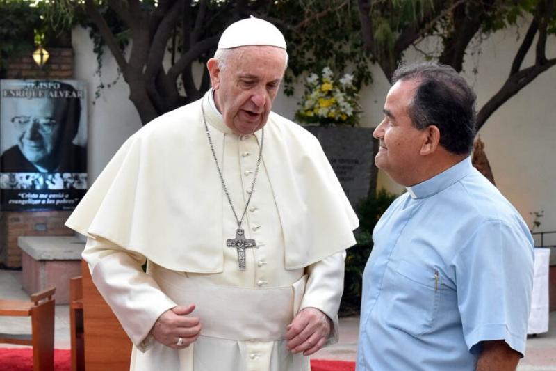 P. Julio Larrondo nombrado nuevo Obispo Auxiliar de Santiago