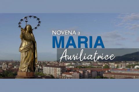 """Novena mundial a María Auxiliadora 2020: """"Santa María, ayuda a los necesitados"""""""