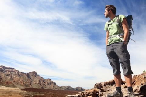 Trekking, adiós celular de vuelta a la naturaleza