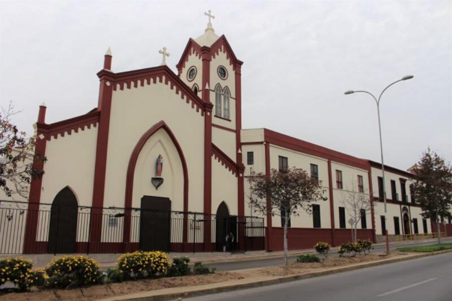 120 años de la Escuela Industrial Salesiana de La Serena