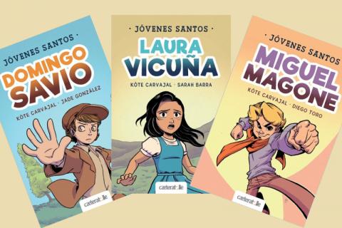 Lecturas de cuarentena: historias de santidad juvenil