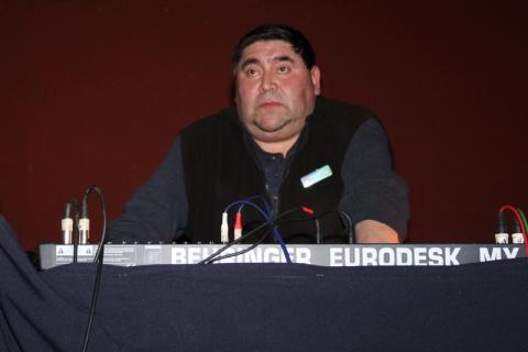 Comunidad del LSMF de Puerto Natales despide a Francisco Haro