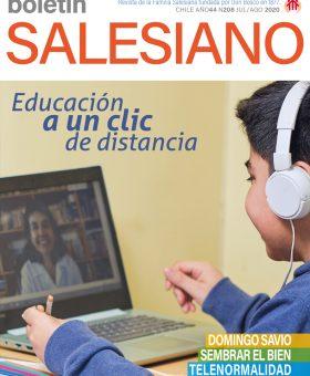 Educación a un clic de distancia BS208
