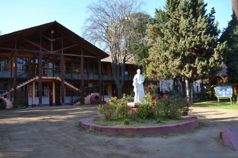 Escuela agrícola de Catemu se adjudica proyecto de equipamiento técnico profesional