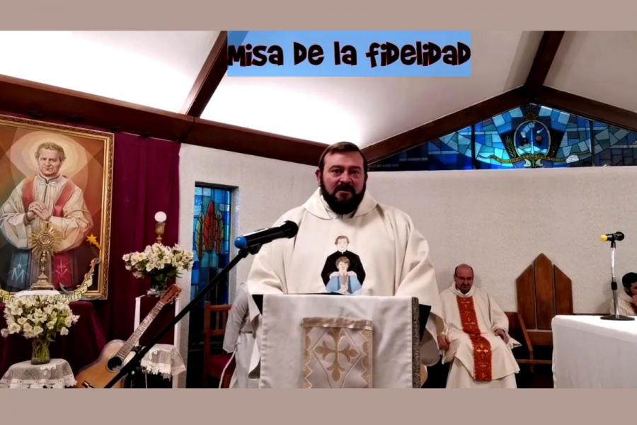 Don Bosco: modelo e imagen viva de Cristo Buen Pastor