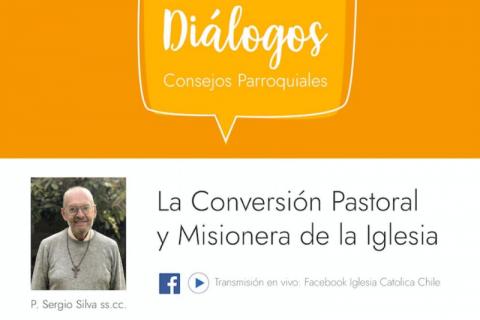 """Ciclo de formación """"La conversión pastoral y misionera de la Iglesia"""""""