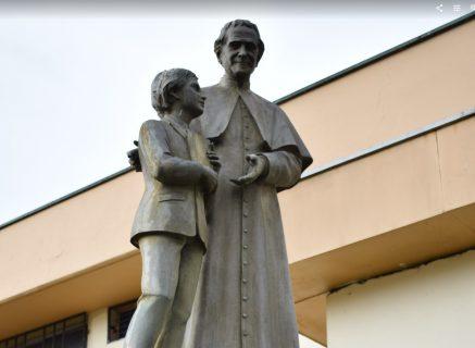 Conmemorar como familia los 205 años del natalicio de San Juan Bosco