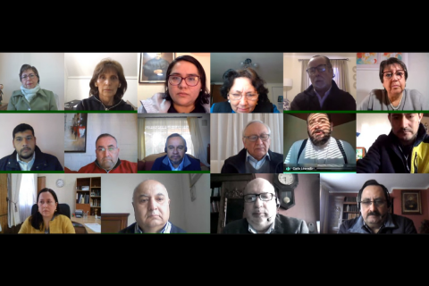 Retiro rectores 2020: santidad como forma de vida