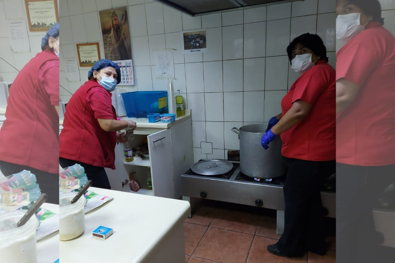 EME: Ejemplo maternal en acción