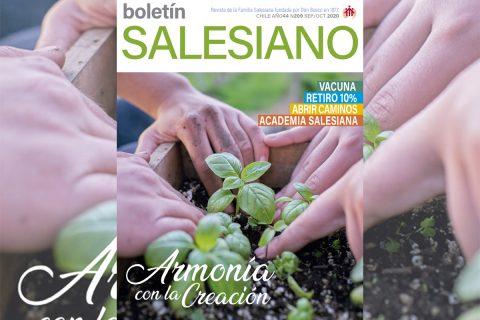 Compromiso con el cuidado de la Creación en la nueva edición del Boletín Salesiano