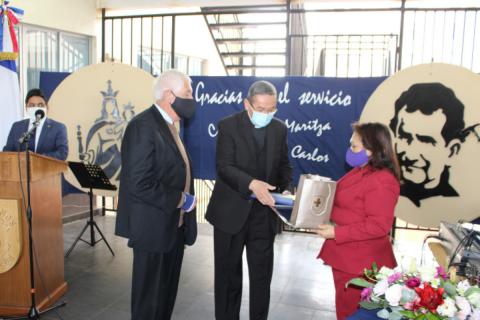 Colegio Salesiano de La Serena reconoció a educadores de mayor trayectoria