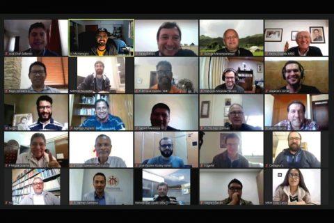 Presencia chilena en encuentro Delegados Inspectoriales de Animación Misionera
