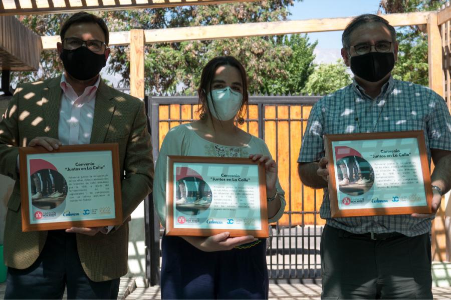 Fundación Don Bosco y Emaresa: alianza por la superación de la situación de calle