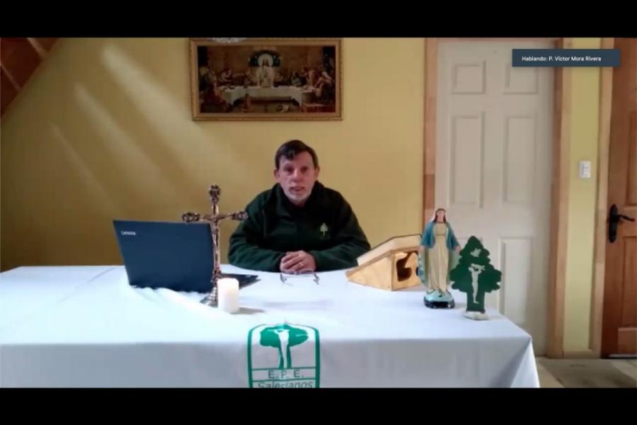 "Encuentro anual EPE Salesiano: ""Peñas virtuales 2020"""