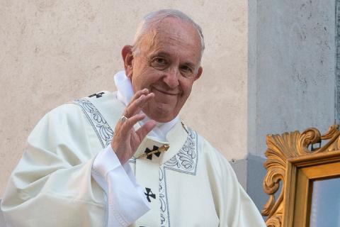 Carta del Papa Francisco por conmemoración 500 años primera misa en Chile