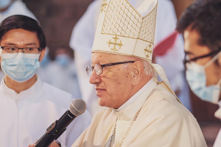 Ordenaciones diaconales 2020: Sello de vocación y respuesta al llamado de Dios