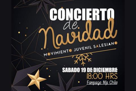 Concierto de navidad online MJS Chile