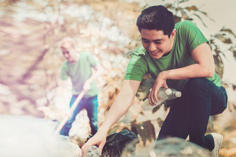 Juntos como familia por un futuro sostenible