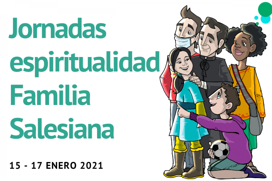Jornadas Espiritualidad Familia Salesiana online