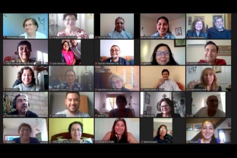 Encuentro Inspectorial en Jornadas de Espiritualidad Familia Salesiana 2021
