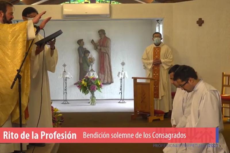 Salesianos de Don Bosco para siempre, a imagen del Buen Pastor