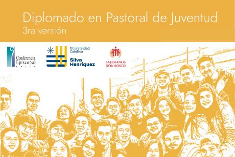 Inicia postulación a Diplomado en Pastoral de Juventud